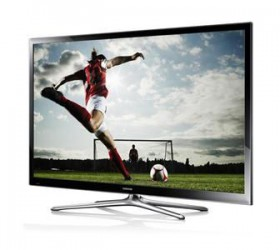 "Samsung 60"" 3D Plasma Smart TV PS60F5505"